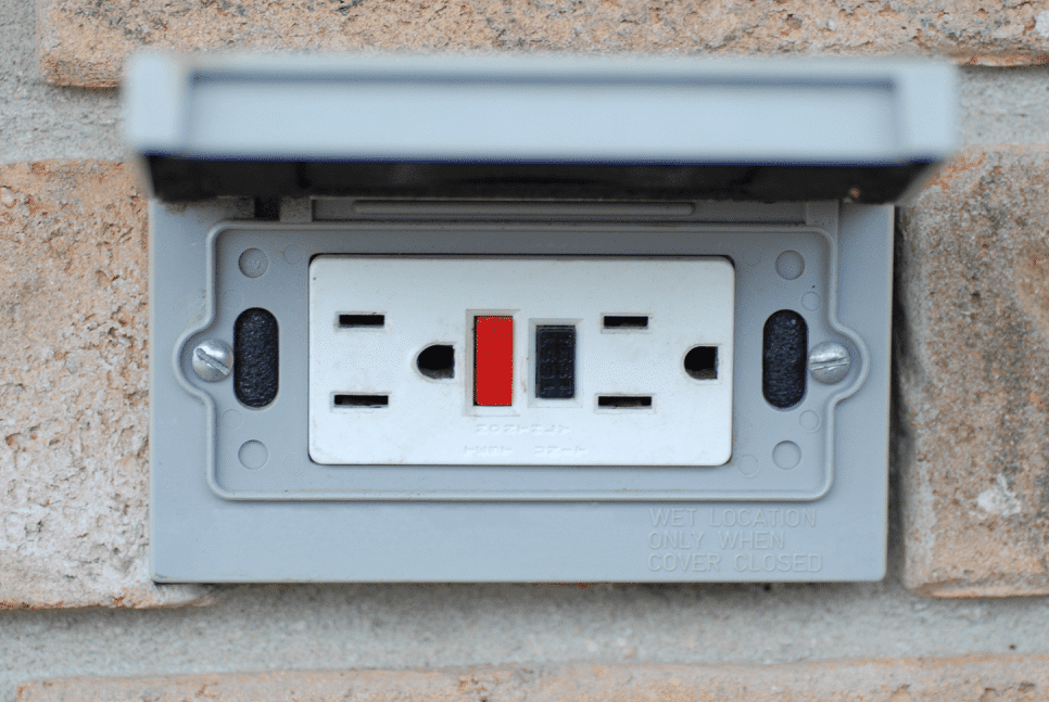 Diagram Benefits Of Having Outdoor Electrical Outlets