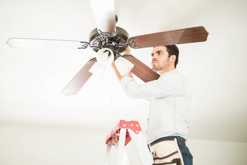 5 Benefits Of Ceiling Fans Express Electrical Services