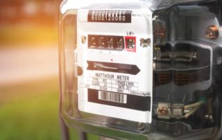 Home-Electric-Power-Meter-Measuring