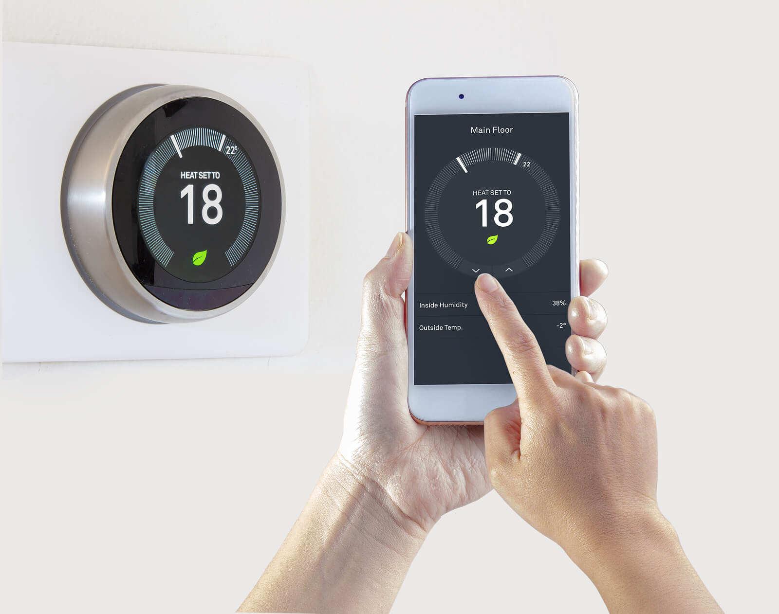Pro's and Con's Installing a Smart Thermostat