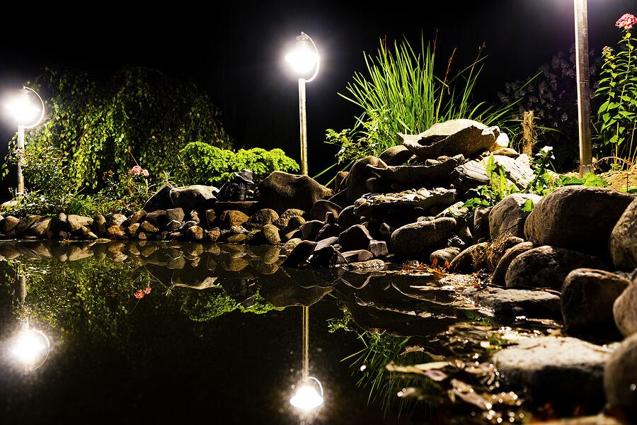 Garden Spot Light