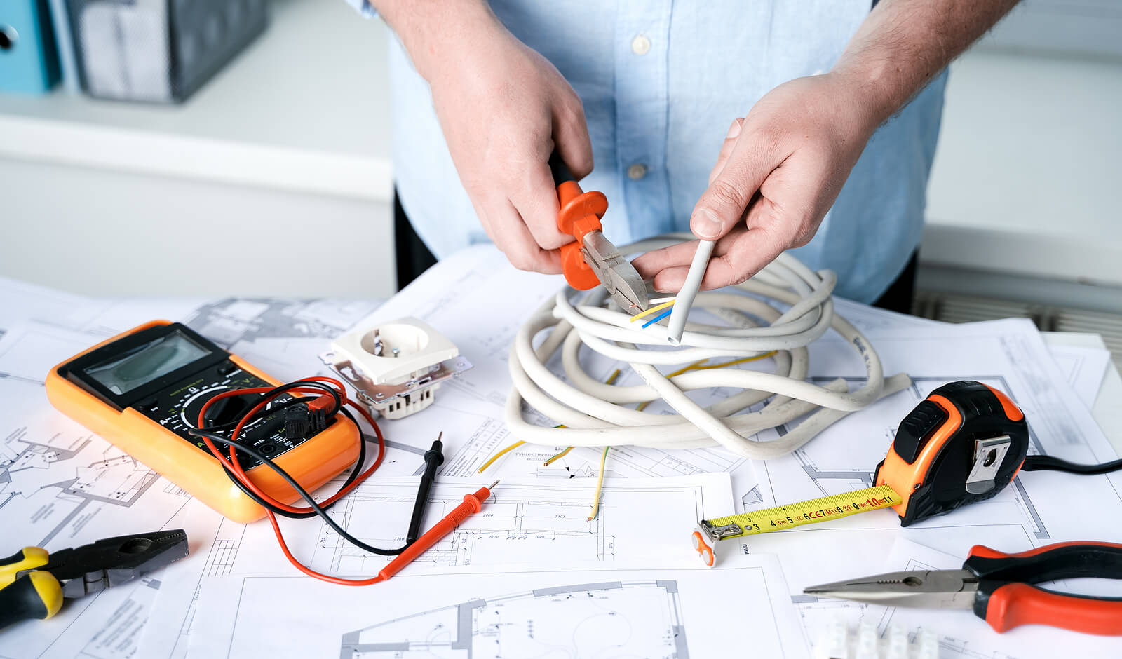 Home Wiring Room by Room