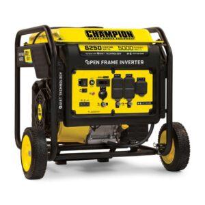 Champion Inverted Generator